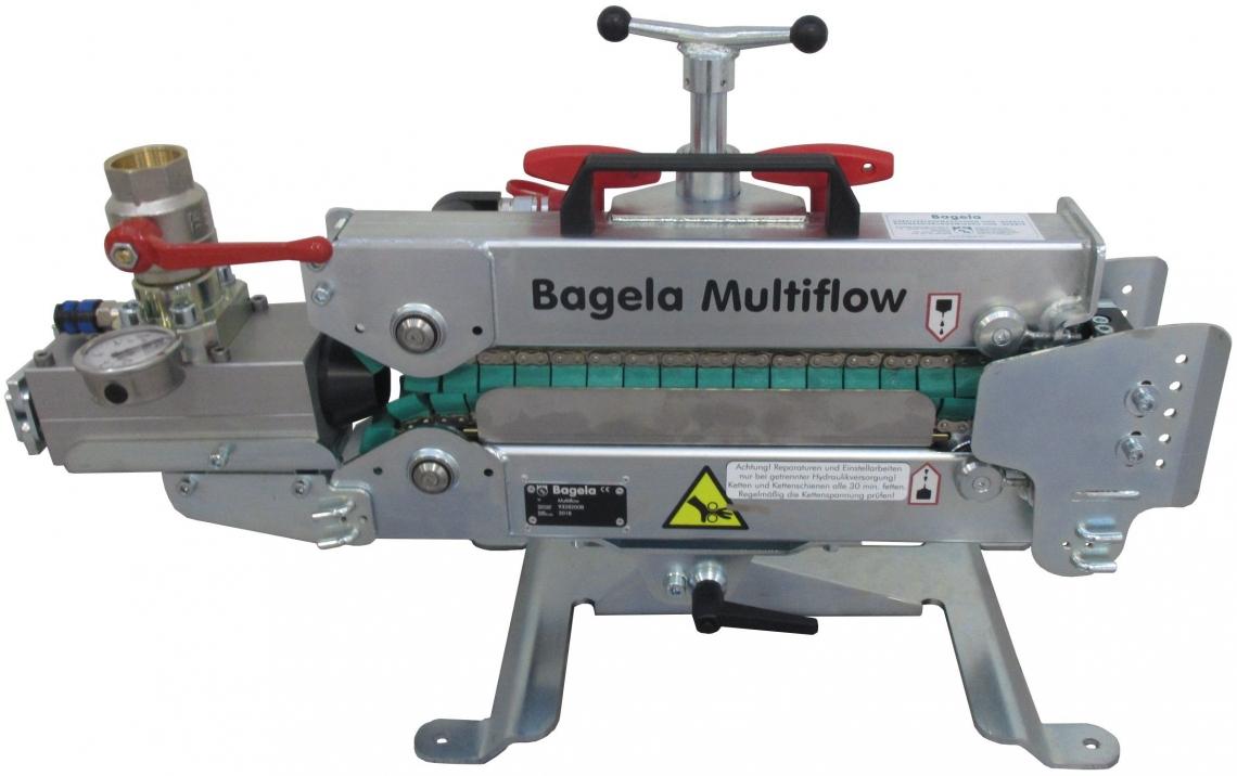 Gerneral view Blowing-in machines - Bagela EN